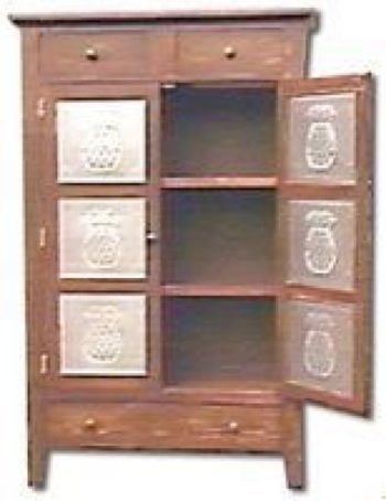 Pie Safe As China Cabinet Terri Lewis Source · Our Products Our Products