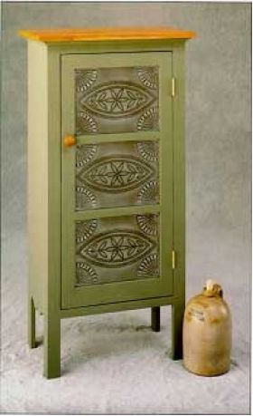 Superior PJCK1244 RP Painted Jelly Cupboard Kit