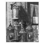 Punched tin Lantern kit